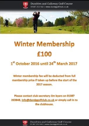 winter membership