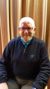 Club Secretary Jim Byers